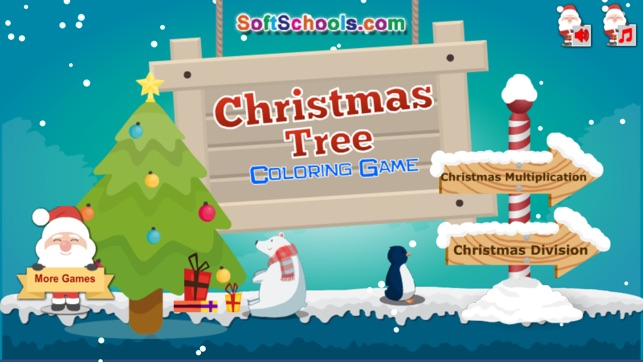 Christmas Multiplication Game on the App Store