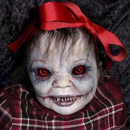 Creepy Scream Scary Horror