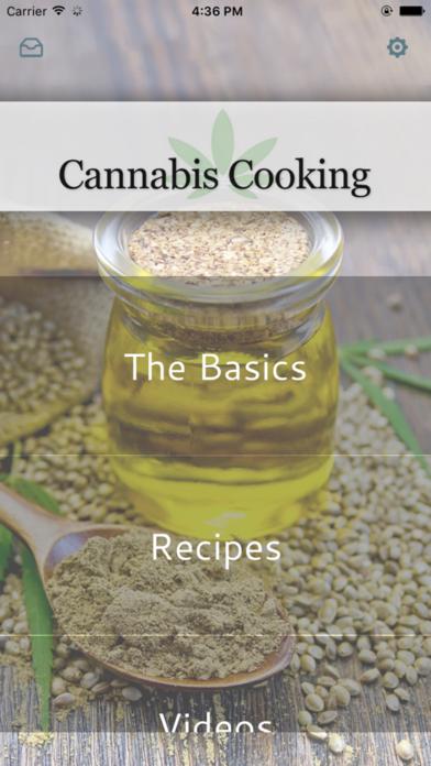 Cannabis Cooking screenshot one