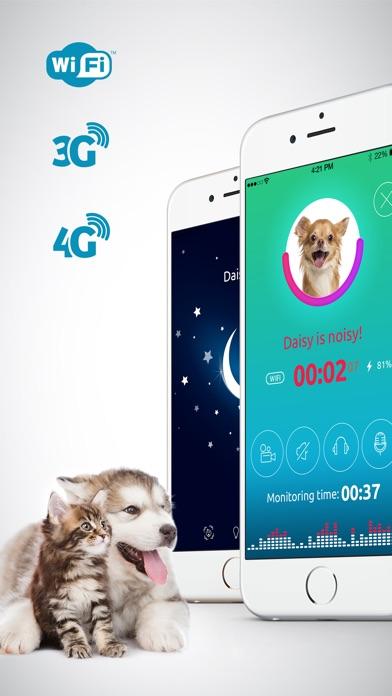 犬のモニタ : ペット アニーが見るには、カメラスクリーンショット3