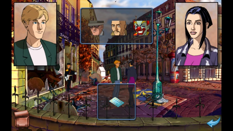 Broken Sword 1 : DC (Italiano)