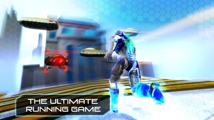 RunBot - Parkour Running Game screenshot-0