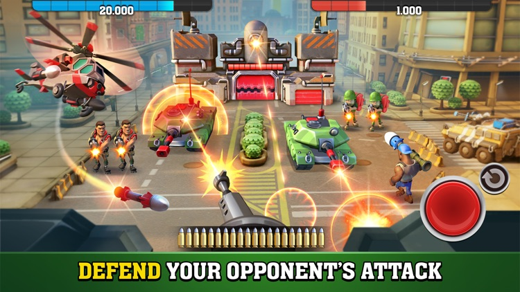 Mighty Battles screenshot-4