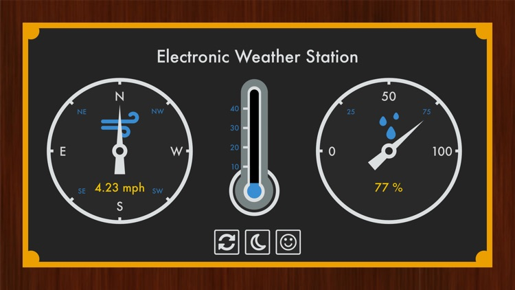 Electronic Weather Station screenshot-3