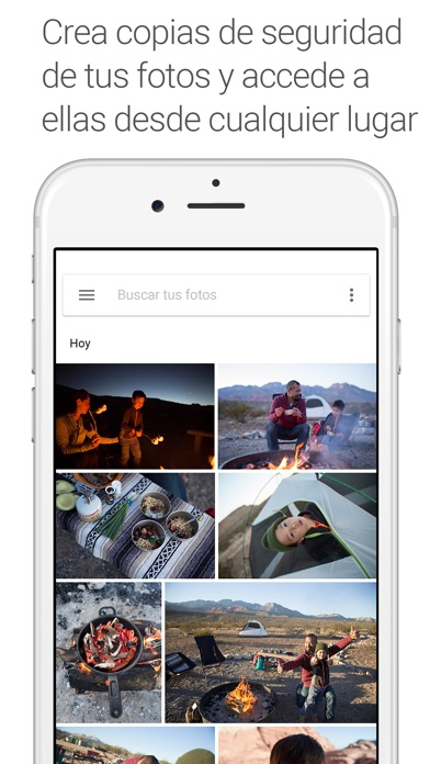 Screenshot for Google Fotos in Ecuador App Store