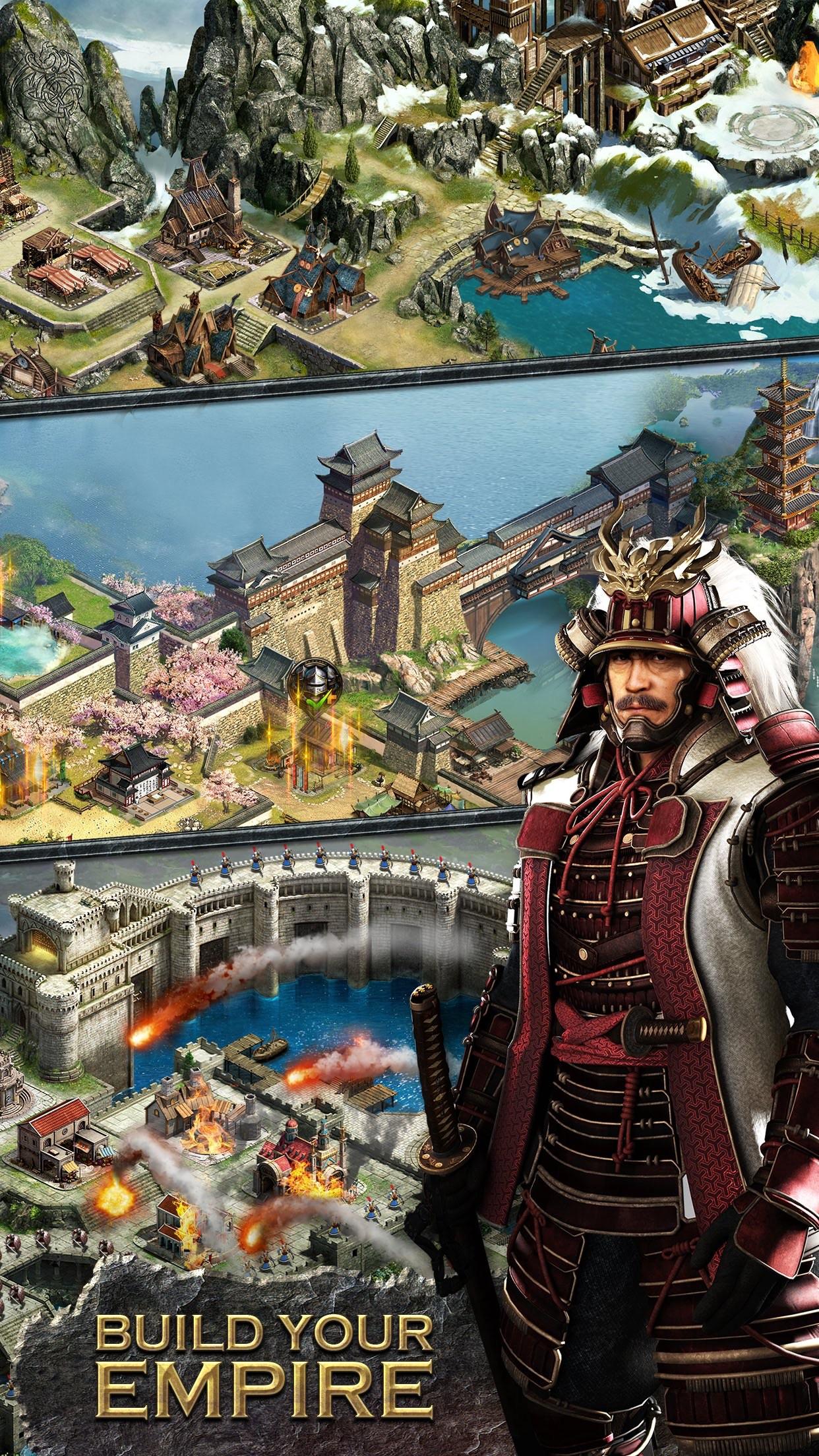 Clash of Kings - CoK Screenshot