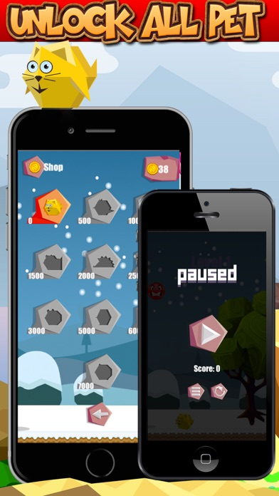 Bouncy Red Ball vs Bird Pro Screenshot 4