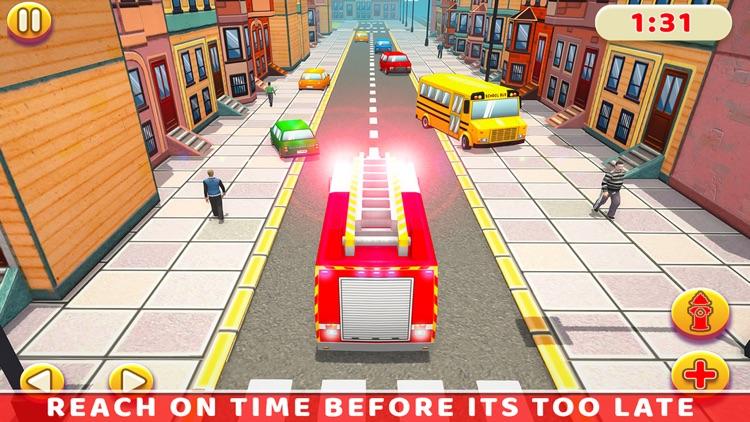 City Ambulance Simulator Games screenshot-3