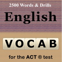 Codes for Vocab for the ACT ® (lite) Hack