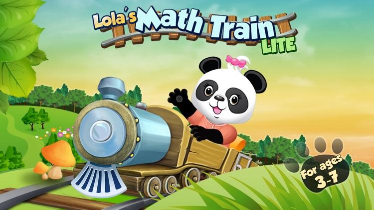 Lola Panda's Math Train LITE