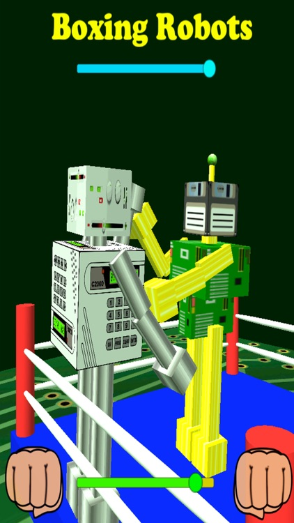 Boxing Robots screenshot-0