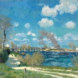 Sisley, the Impressionist