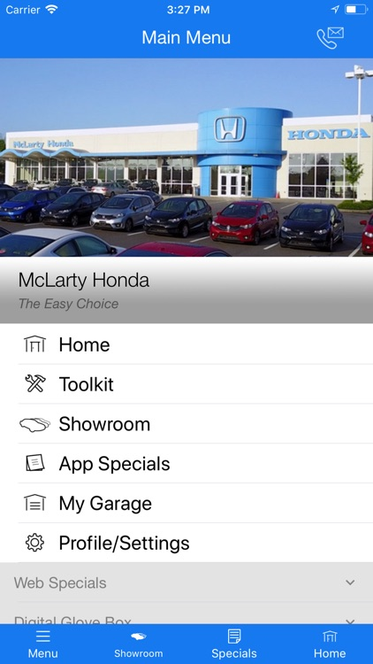 McLarty Honda MLink screenshot-3