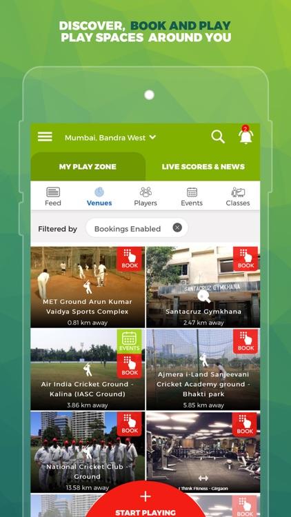 SportsJig - Sports near you! screenshot-6