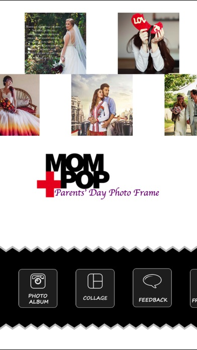 Parents\' Day Photo Frames - Amazing Card.s and Pic - App - Mobile Apps
