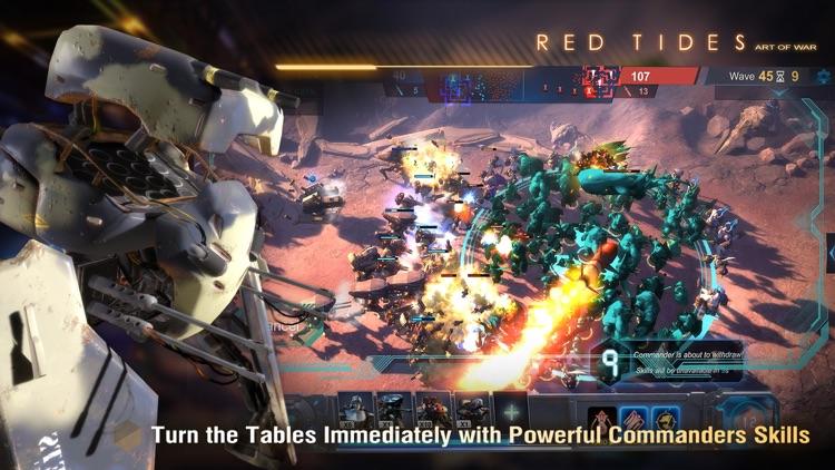 Art of War: Red Tides screenshot-3