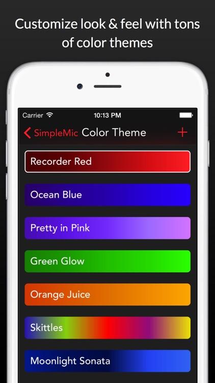 SimpleMic screenshot-4