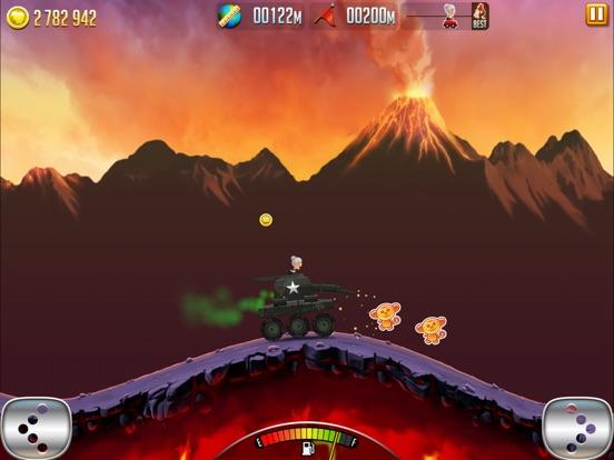 Angry Gran Racing для iPad