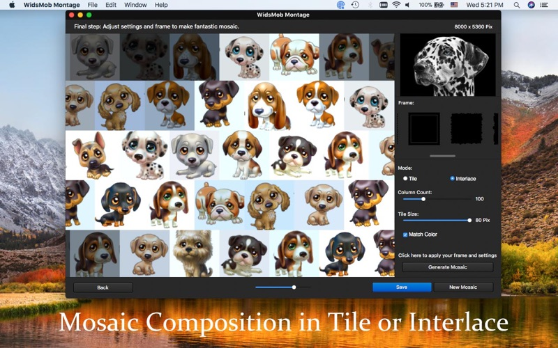 WidsMob Montage-Photo Collage Screenshots