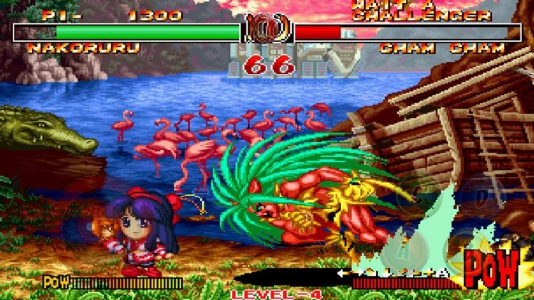 SAMURAI SHODOWN II screenshot-4