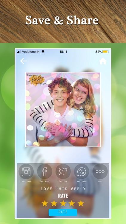 Insta Bokeh - Overlays Pro screenshot-4