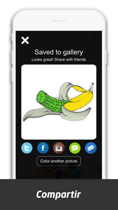 Shade - Libro para colorearCaptura de pantalla de4