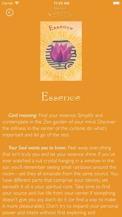 Soul Coaching Oracle Cards screenshot 4
