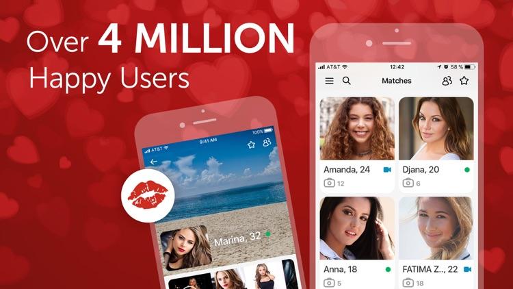 AmoLatina: Dating, Chat & More screenshot-0