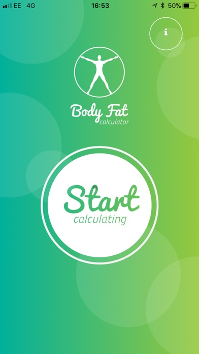 Ultimate Body Fat Calculator screenshot four