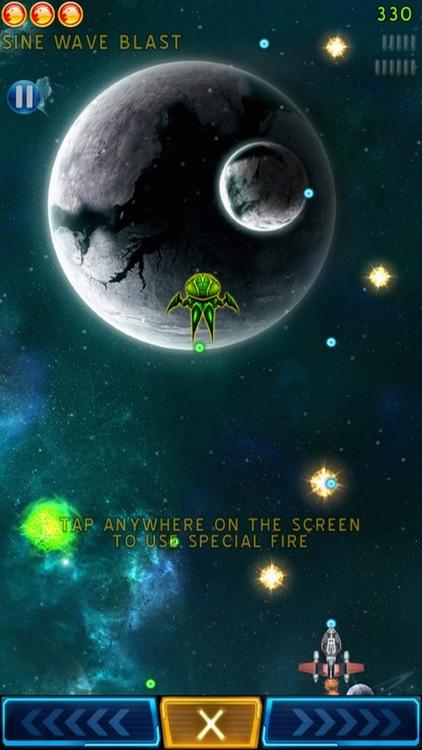 Alien Space War - Galaxy Shoot