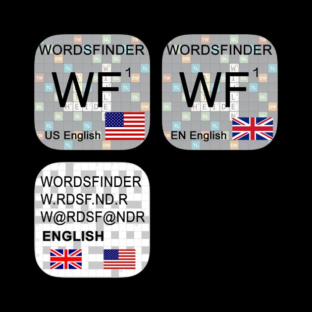 EN Words Finder Bundle