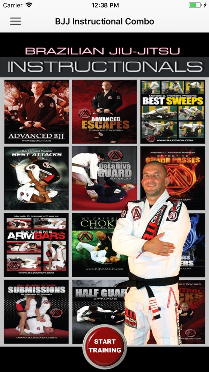BJJ Coach CURRICULUM Jiu Jitsu screenshot-2