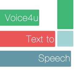 Voice4u TTS