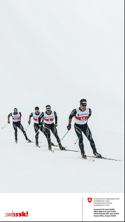 Cross-country skiing technique