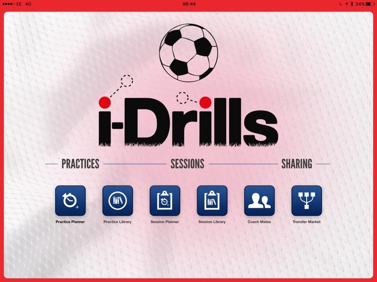 i-Drills Football screenshot-0