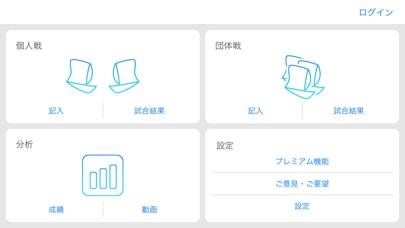 剣道スコアブック Cirport/サポートのスクリーンショット1