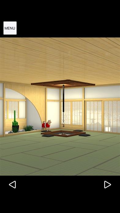 脱出ゲーム Hakone 桜舞う箱根の温泉癒しの和室紹介画像4