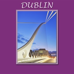 Dublin Offline Map Tourism Guide
