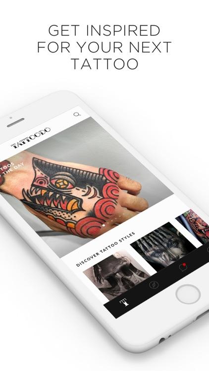 Tattoodo screenshot-0