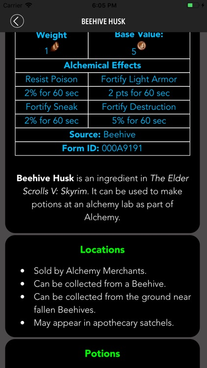 Pro Alchemy Recipes For Skyrim By Snigdha Sharma