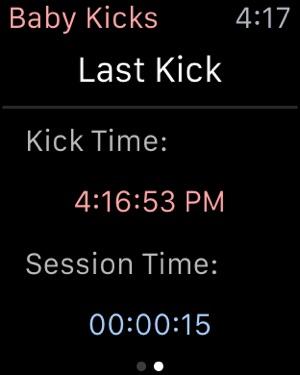 Baby Kicks Monitor on the App Store