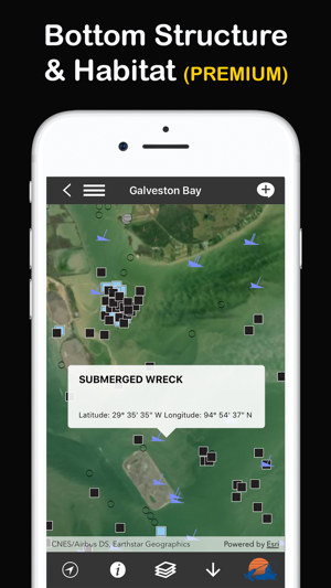 Fishidy: Fishing Maps App en App Store