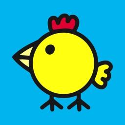 快乐小鸡 - 小猪佩奇最最爱玩的游戏