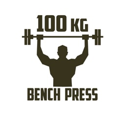 100 KG BENCH PRESS