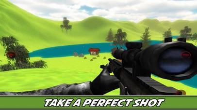Master Sinper Wild Duck 3D screenshot 3