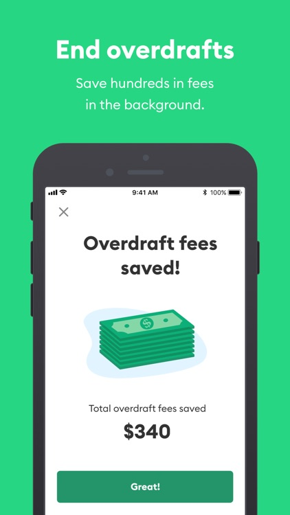 Brigit: End Overdrafts screenshot-1