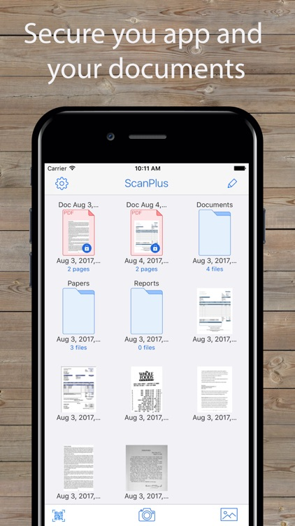 ScanPlus Pro - PDF Document Scanner App screenshot-4