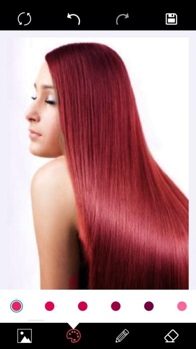 Hair - Color Changer screenshot three