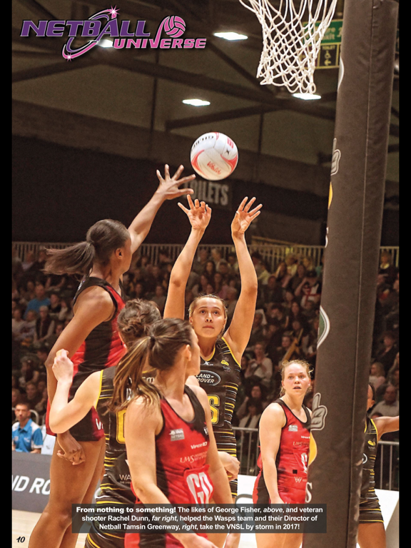 Netball Universe screenshot 7