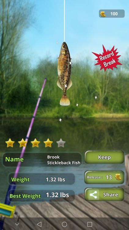 Real Reel Fishing Simulator 3D screenshot-6